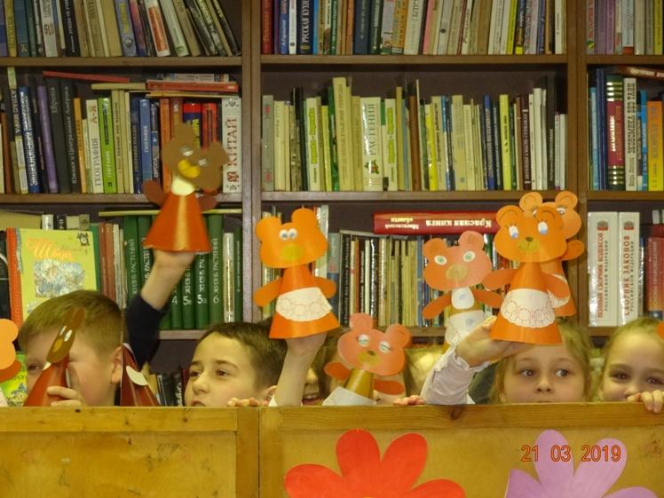 От книги к театру_Детская библиотека (12)