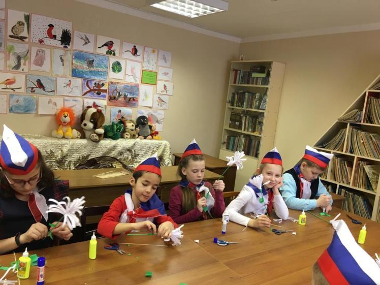 Творить - это просто_ Детская Библиотека (13)