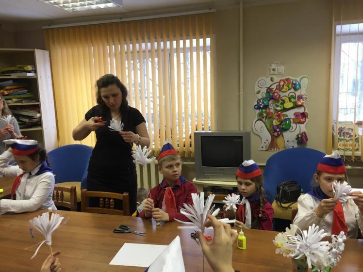 Творить - это просто_ Детская Библиотека (2)