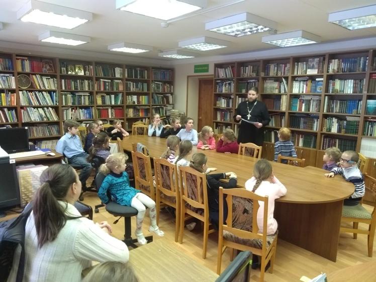 Воскресные занятия в Детской библиотеке 3.03 (5)