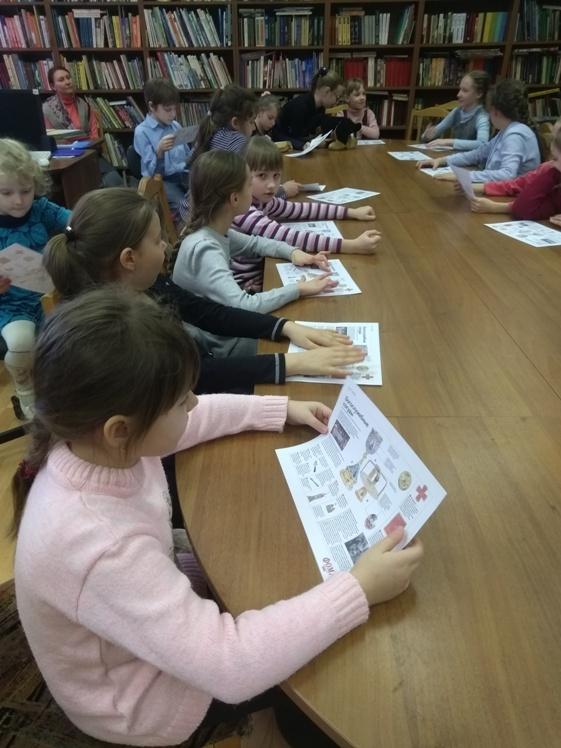 Воскресные занятия в Детской библиотеке 3.03 (7)