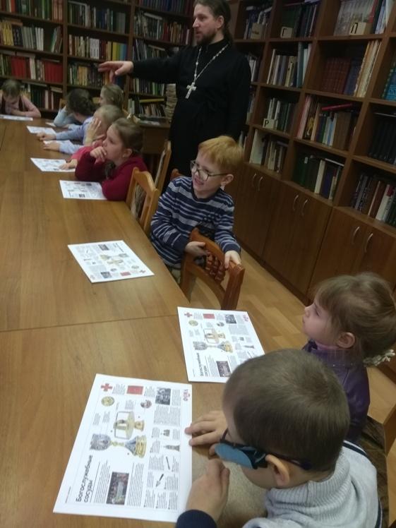 Воскресные занятия в Детской библиотеке 3.03 (6)