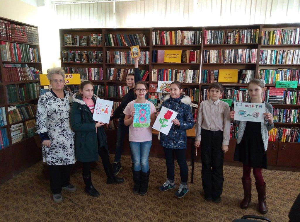 Мамы всякие нужны- мамы всякие важны - библиотека №5 мкрн. Южный