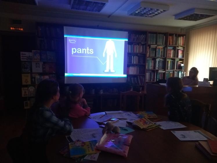 Воскресные занятия в Детской библиотеке 17.03 (5)