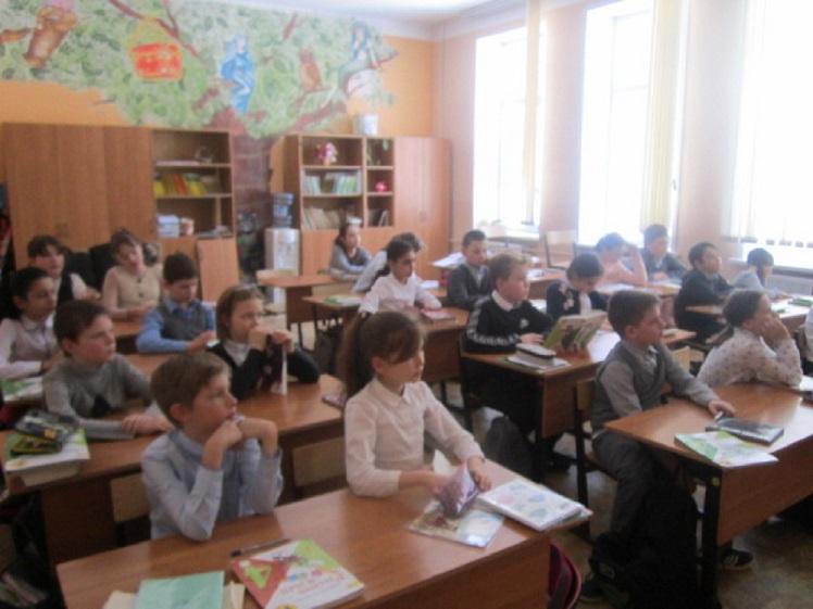 Науки юношей питают - библиотека Луговая