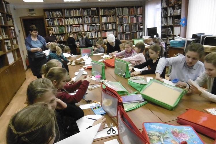 Воскресные занятия в Детской библиотеке 3.03 (4)
