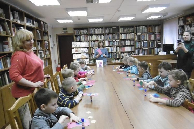 Мамин день_Детская библиотека (7)