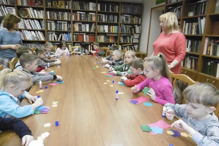 Мамин день - Детская библиотека