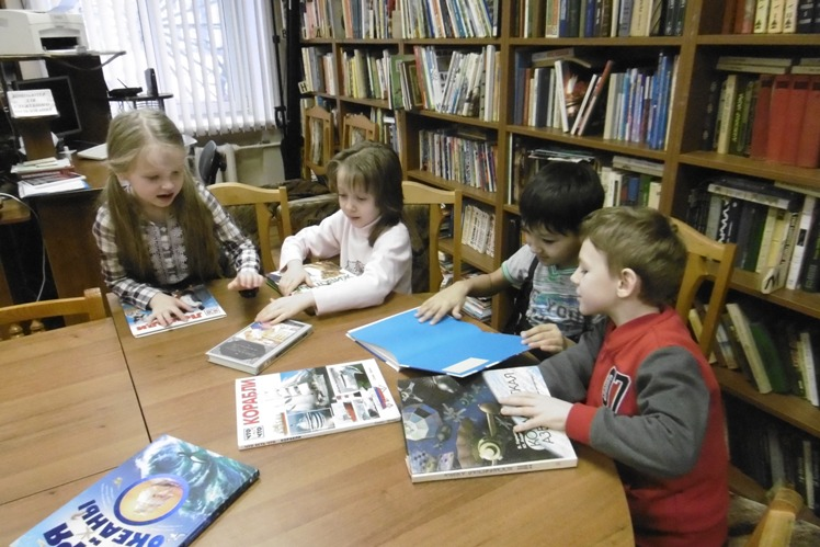 Мамин день_Детская библиотека (5)