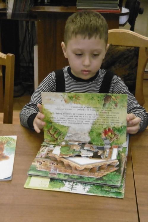 Мамин день_Детская библиотека (3)