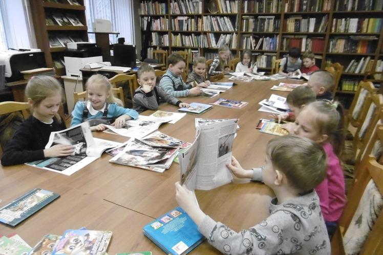Мамин день_Детская библиотека (4)