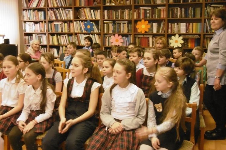 Поговорим о Масленице_ Детская библиотека (4)