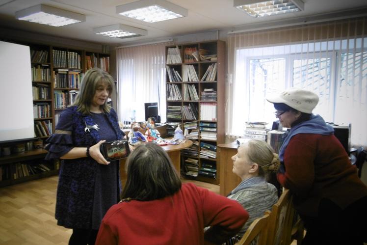 Писатели и поэты, рождённые в марте - Детская библиотека (2)