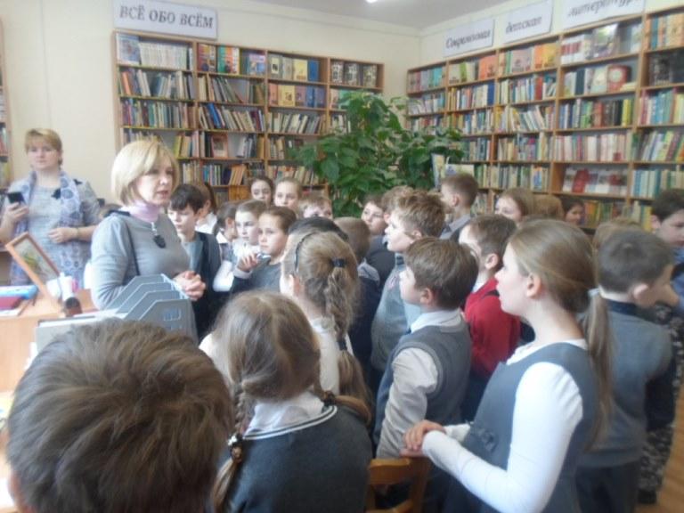 Весна! Встречаемся в библиотеке!_Красная Поляна (2)