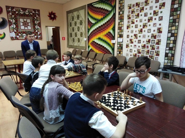 Шахматный клуб - Центральная библиотека (1)