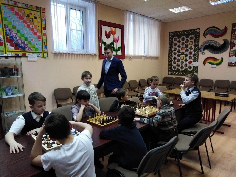 Шахматный клуб - Центральная библиотека (4)