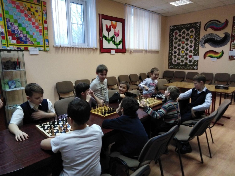 Шахматный клуб - Центральная библиотека (5)