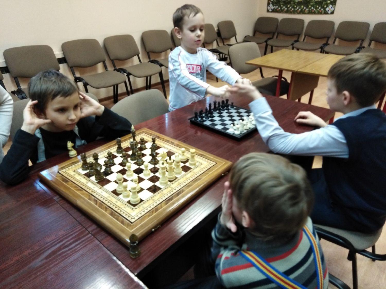 Шахматный клуб - Центральная библиотека (6)