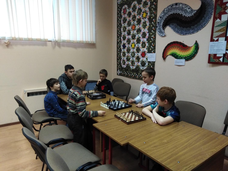 Шахматный клуб - Центральная библиотека