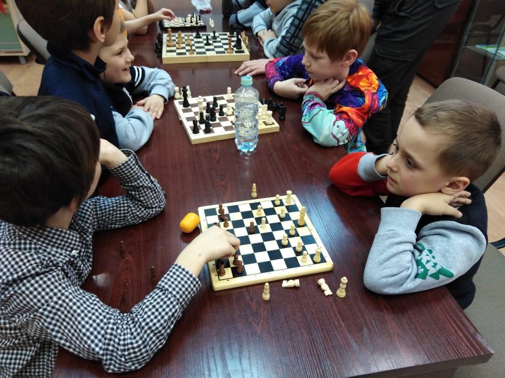Шахматный клуб Степана Павловского (31.01.2019)-1