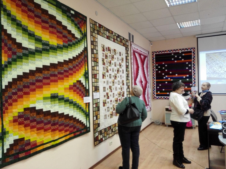 Выставка и презентация Натальи Миляевой - Центральная библиотека (1)