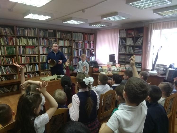 Победа одна на всех_Детская библиотека