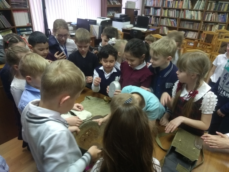 Победа одна на всех_Детская библиотека (2)