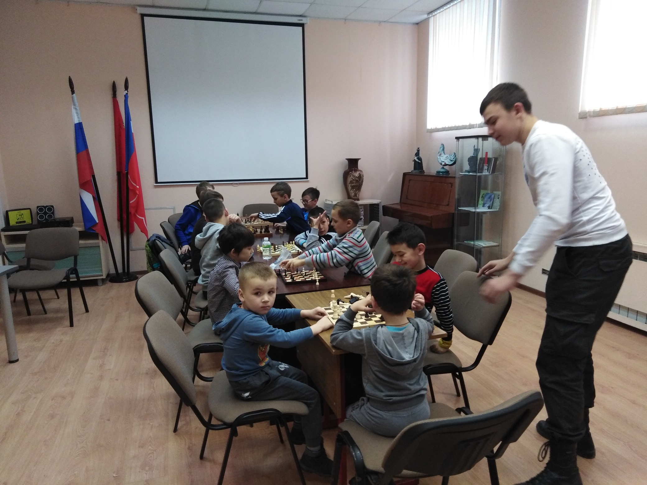 Шахматный клуб Степана Павловского (07.04.2019)-1