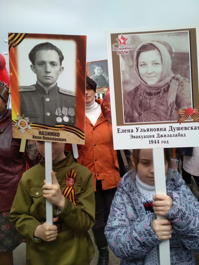 День Победы в городе Лобня – Центральная библиотека-4