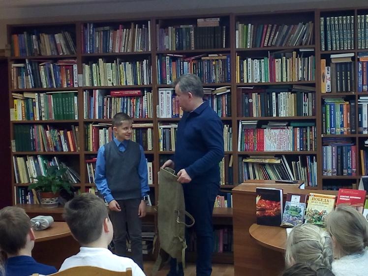 «Оружие победы» - Детская библиотека-1