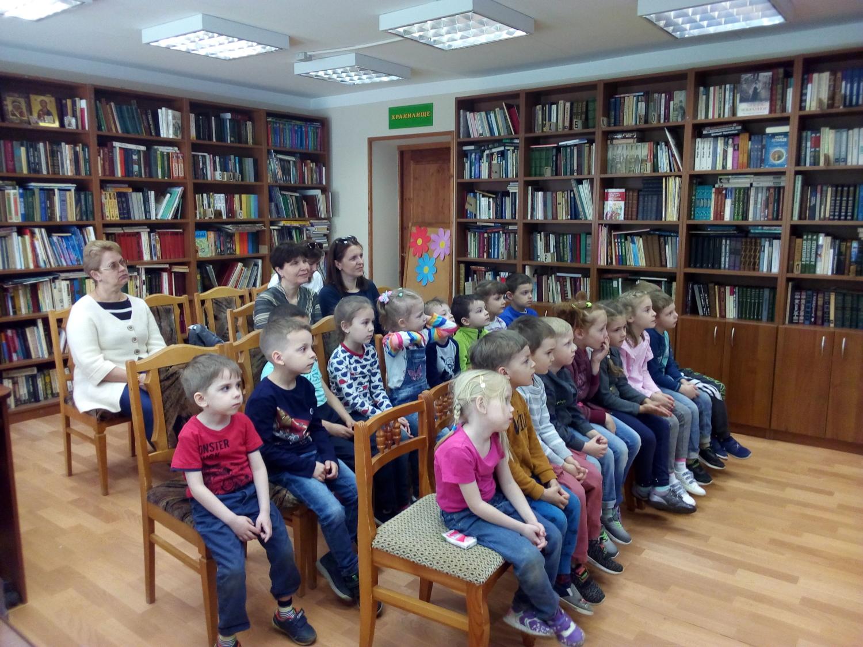 «Театр особенный и прекрасный» - Детская библиотека-3