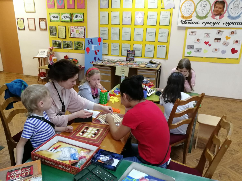 Краснополянская библиотека-2