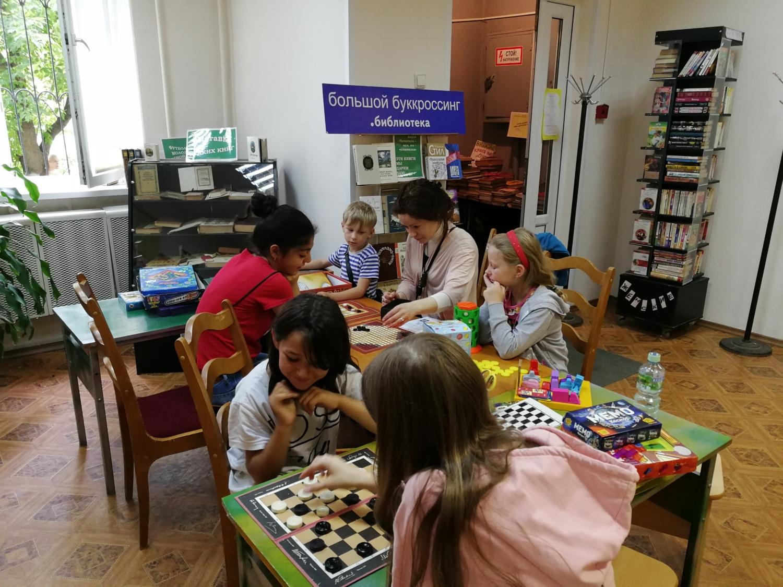 Краснополянская библиотека-4