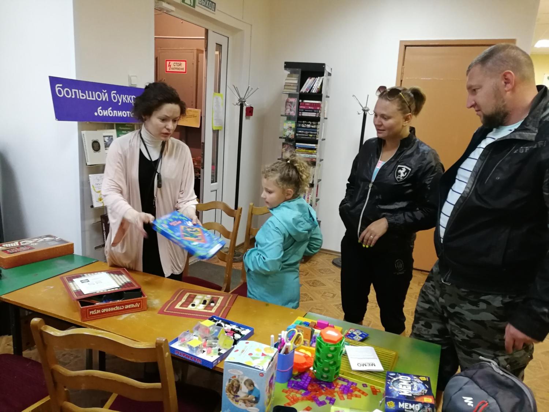 Краснополянская библиотека-7