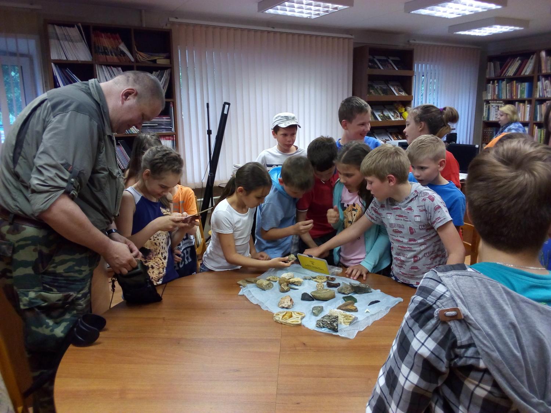 По морям, по волнам… Экологический интерактив для младших школьников-4