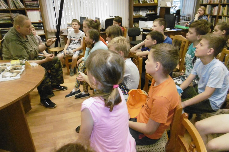 По морям, по волнам… Экологический интерактив для младших школьников-7