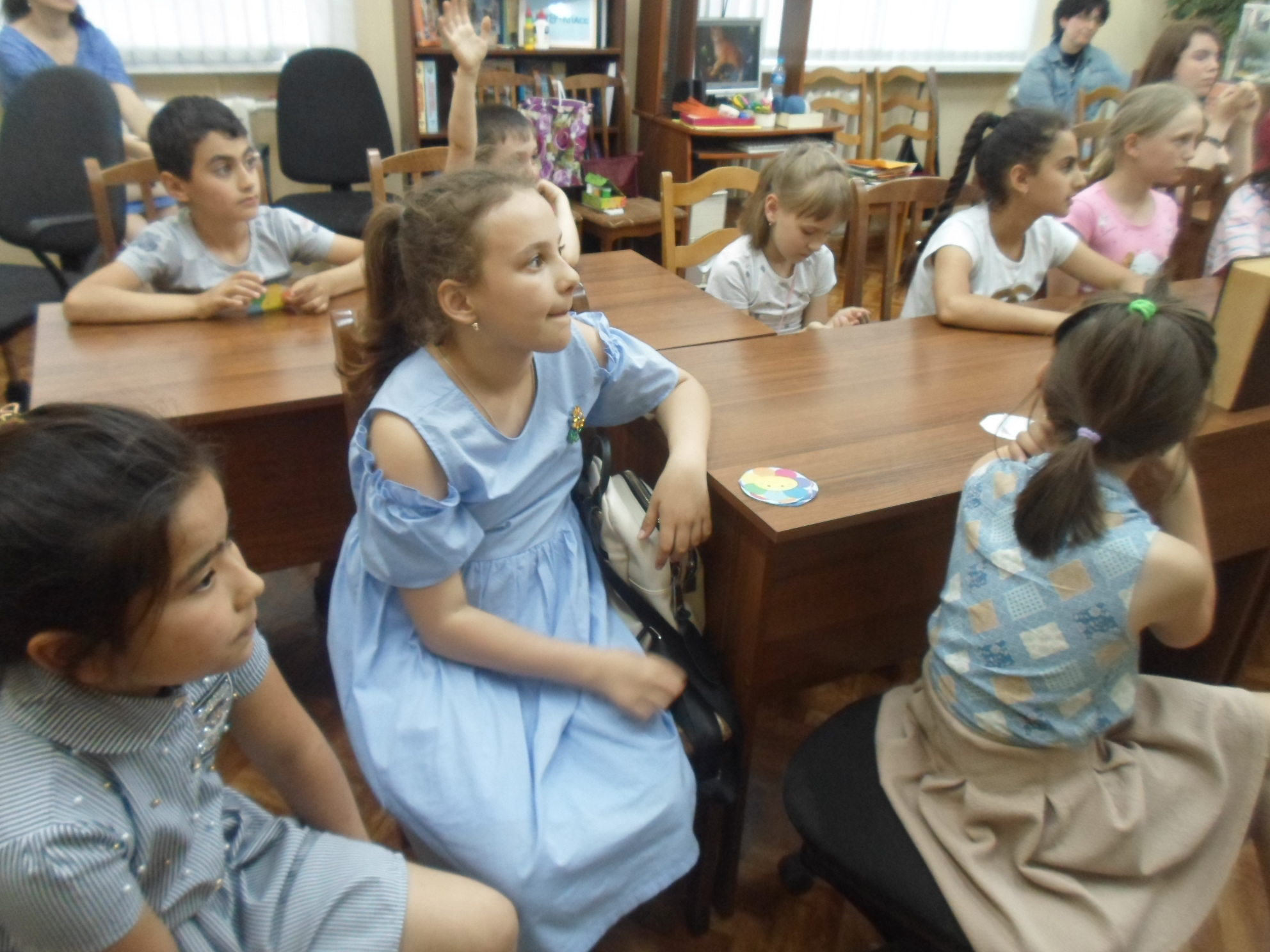 «Сказочная викторина» - Краснополянская библиотека-3