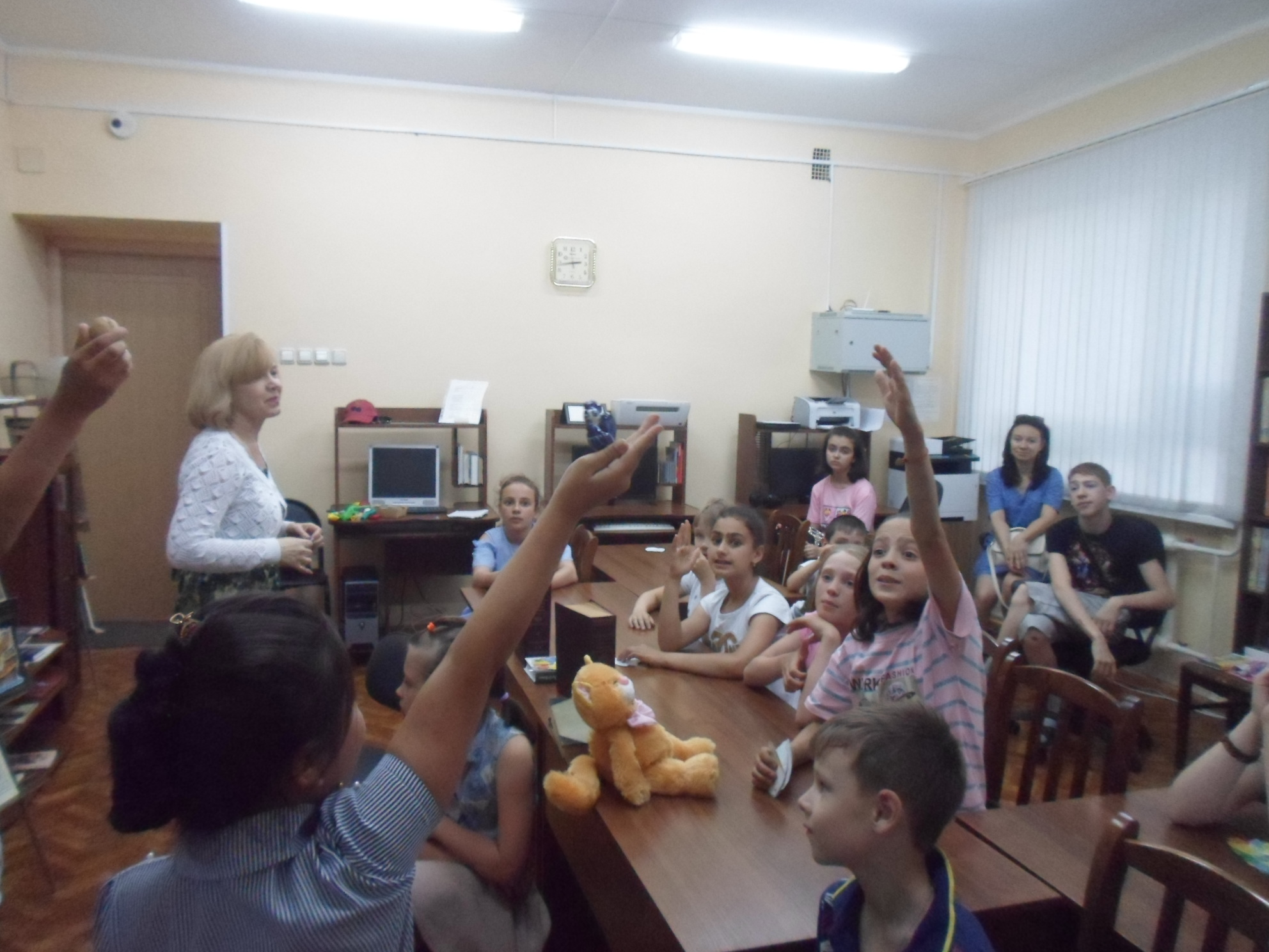 «Сказочная викторина» - Краснополянская библиотека-6
