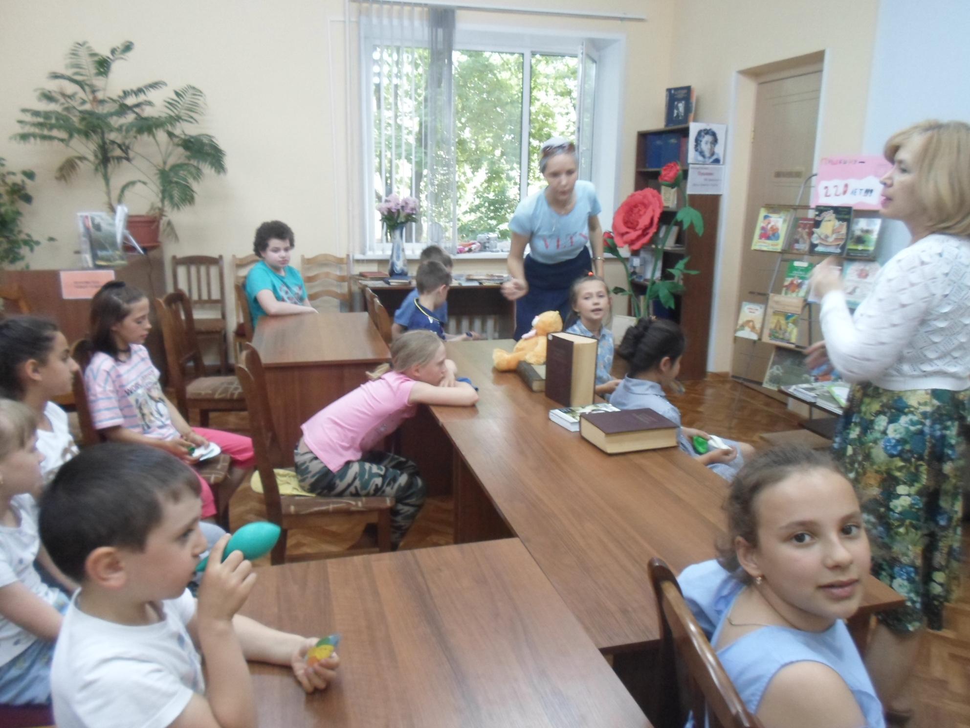 «Сказочная викторина» - Краснополянская библиотека-7