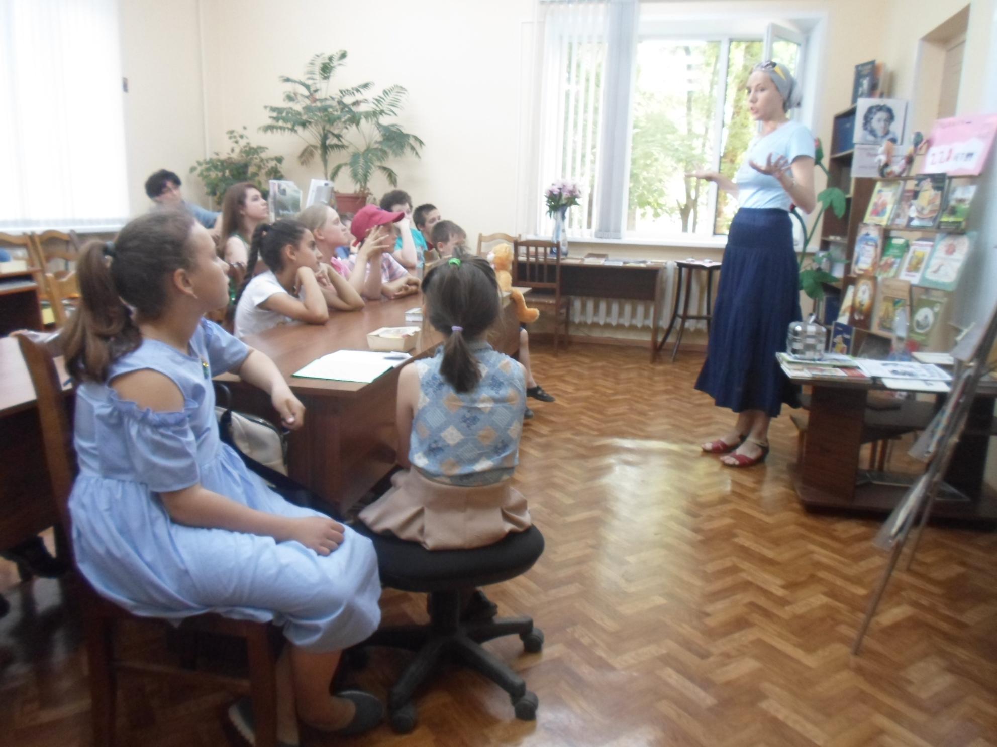 «Сказочная викторина» - Краснополянская библиотека-8
