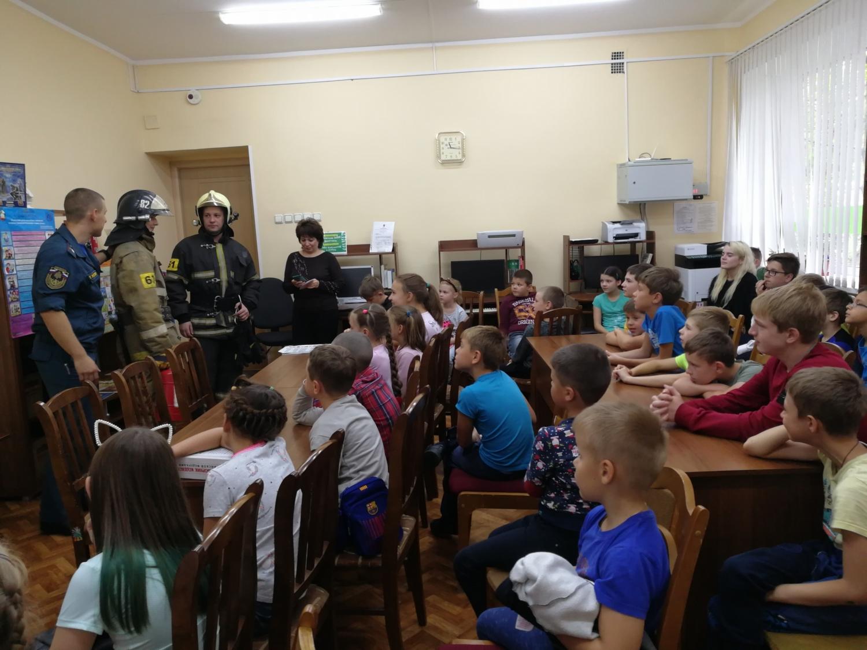 «Безопасность и ответственность за правонарушения» - Краснополянская библиотека-9