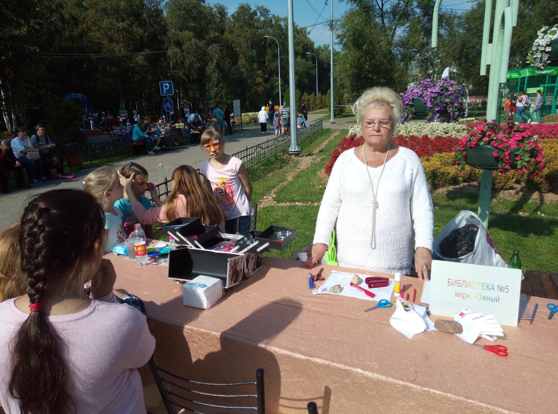 мастер-классы ко Дню города Лобня-9