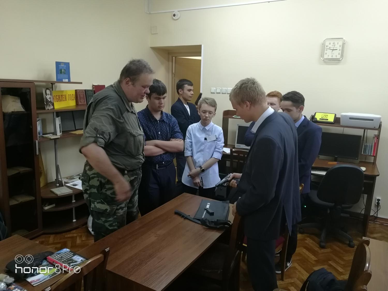 Опасности мнимые и настоящие-Краснополянская библиотека-4