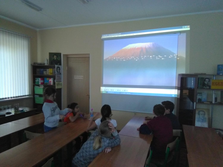 «Кино и знания» - Краснополянская библиотека