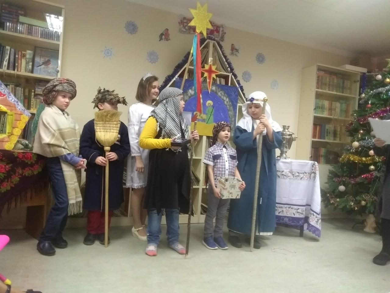С Рождеством Христовым! - Детская библиотека-5