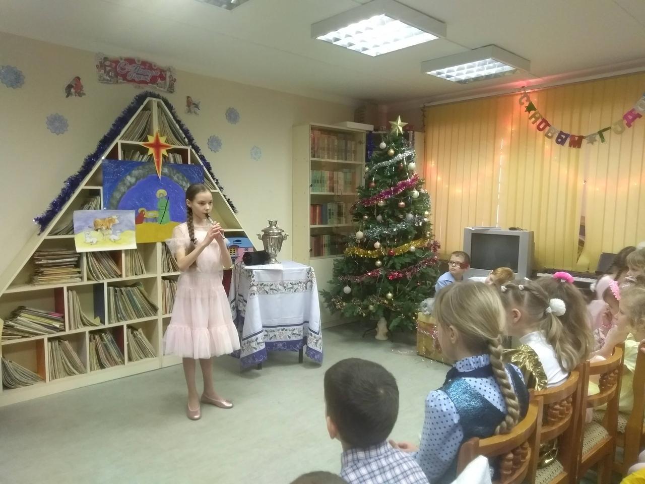С Рождеством Христовым! - Детская библиотека-8
