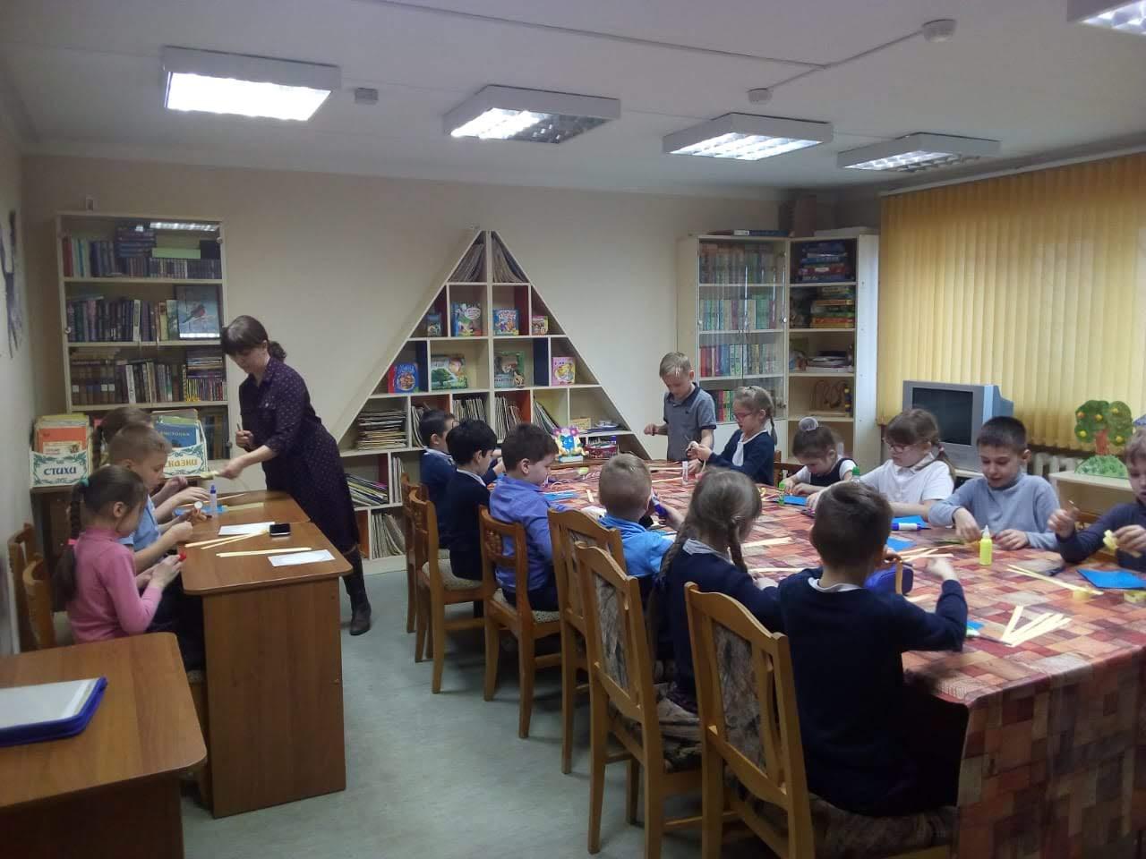 День весны в Детской библиотеке-2