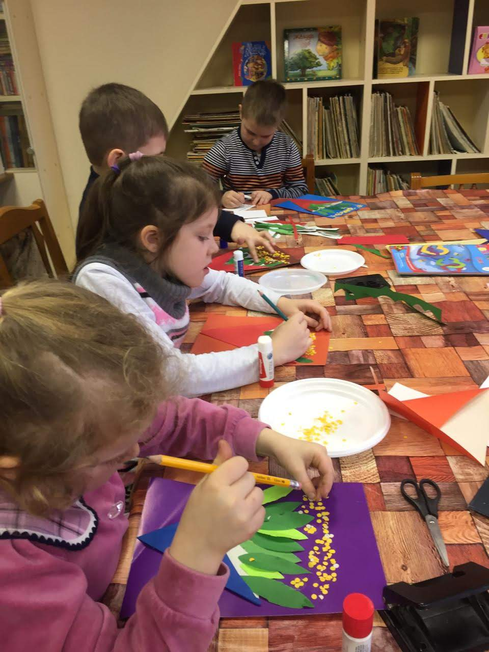 Рукам работа - сердцу радость - Детская библиотека-1