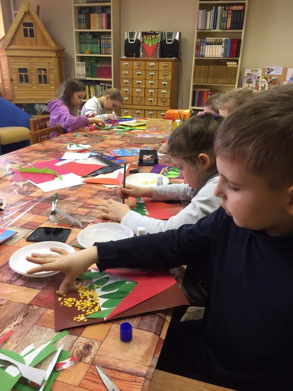 Рукам работа - сердцу радость - Детская библиотека-3