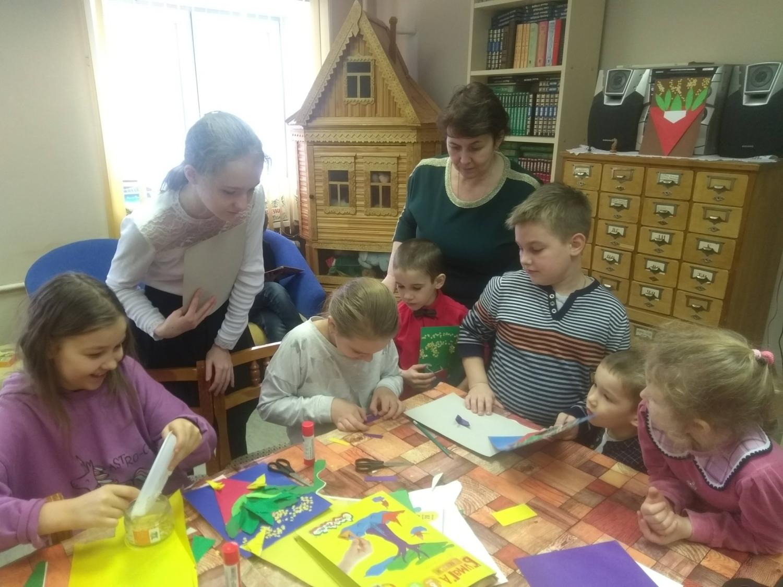 Рукам работа - сердцу радость - Детская библиотека-4